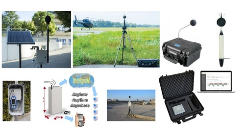 Noise Monitoring Stations