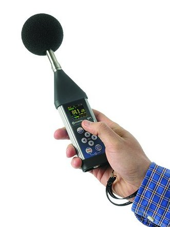SVANTEK SVAN 971 Sound Level Meter