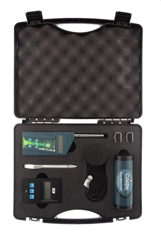 Castle Sonus Sound Level Meters